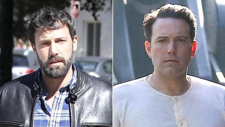 Ben Affleck cambió de rostro y lo comparan con el Guasón y le dicen cara de niño