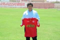 Víctor Rivera fue confirmado como entrenador del Juan Aurich.