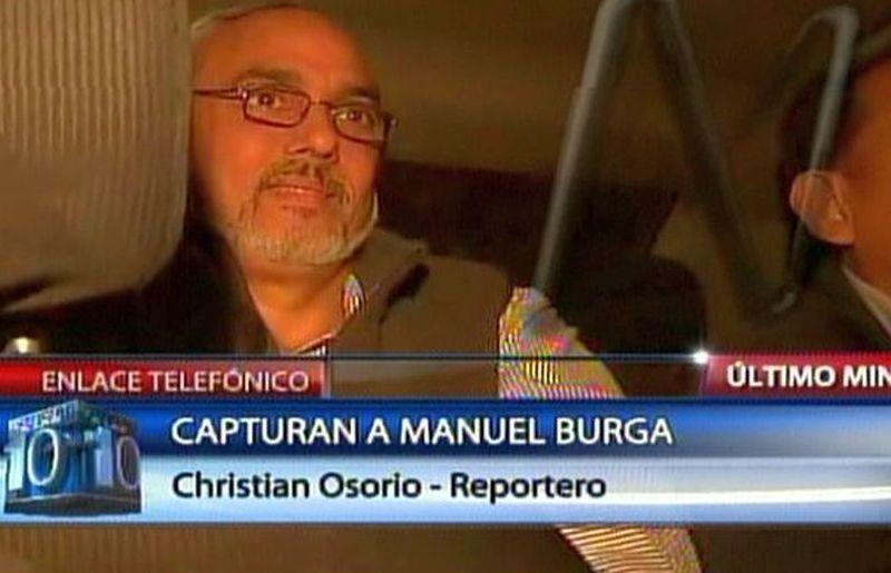 Manuel Burga al borde de la extradición