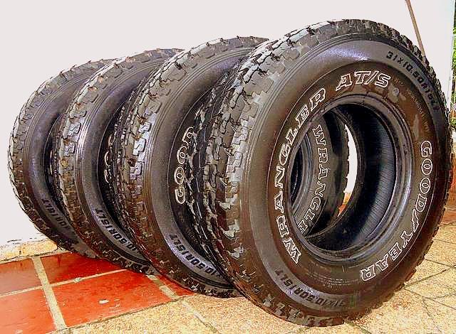 Los neumáticos destacaron entre los productos peruanos de autopartes exportados al mercado mexicano.