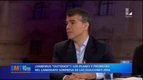 Julio Guzmán en Sin Medias Tintas