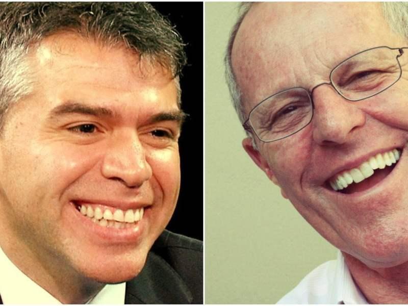 Julio Guzmán y PPK