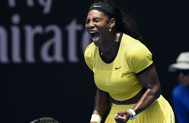 Serena Williams fue más que Sharapova en Melbourne.