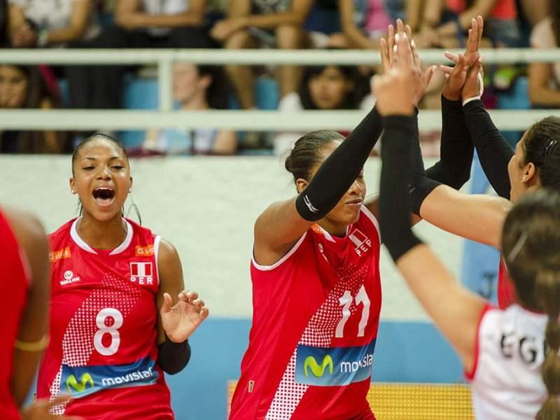 Perú tuvo un debut auspicioso en el Preolímpico.