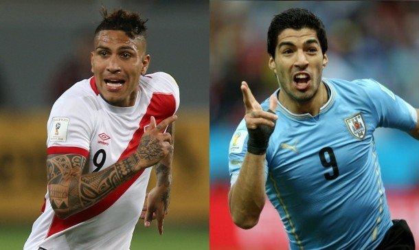 Perú cae 1-0 ante Uruguay y se aleja de Rusia 2018