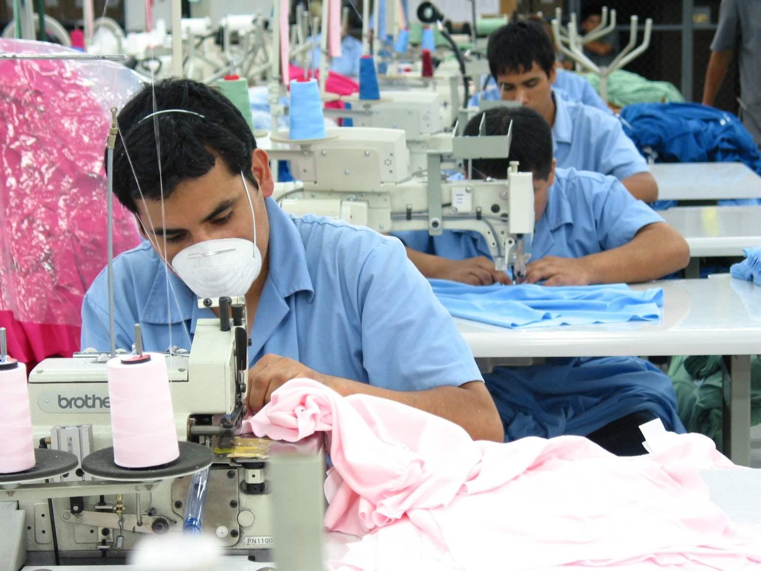 El mercado norteamericano es el principal comprador de prendas de vestir peruanas.