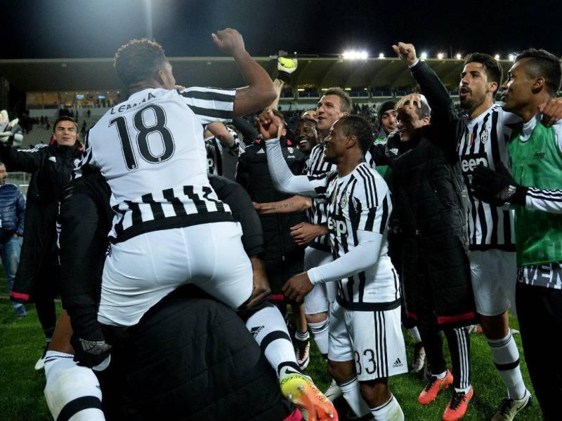 Juventus logró adjudicarse nuevamente la Serie A de Italia.