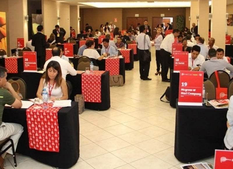 Norte exporta 2016 recibió en Trujillo a un total de 36 compradores internacionales.
