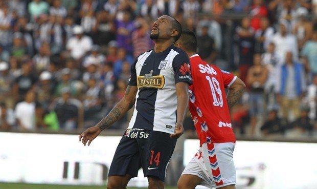 Alianza Lima perdió en Matute.