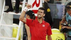 Djokovic buscará un nuevo título de Masters 1000 frente a Murray.