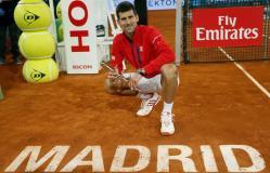 Novak Djokovic domina con una exorbitante diferencia el ranking ATP.