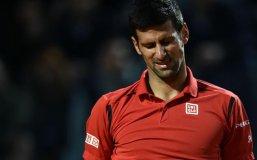 Djokovic batalló duro para derrotar a Nishikori en semifinales de Roma.