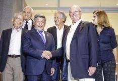 PPK recibe apoyo de César Acuña en segunda vuelta electoral