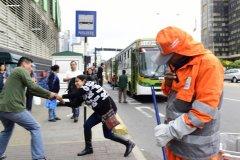 Vigilancia encubierta en San Isidro