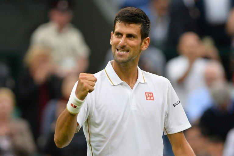 Djokovic aprobó su segundo examen en Wimbledon 2016.
