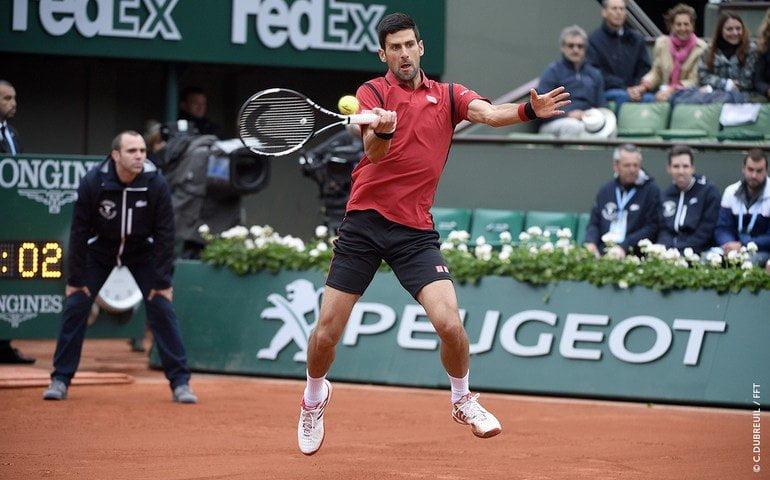Djokovic impuso su jerarquía para derrotar a Berdych.