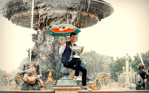 Novak Djokovic logró consagrarse por primera vez en Roland Garros.