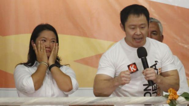 Revelan que Kenji Fujimori no votó por Keiko Fujimori