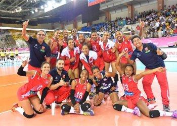 Perú se quedó con el tercer puesto en su categoría.