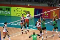 Perú ganó con gran facilidad al representativo argelino en Chiclayo.