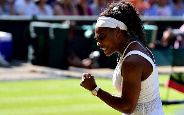Williams va por su séptimo título en Wimbledon.