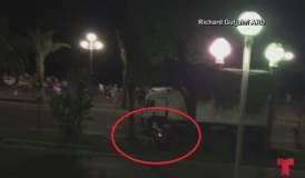 Tragedia en Francia, al menos 80 personas murieron