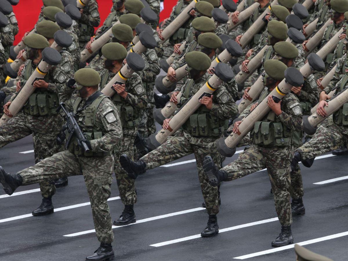 Así fue la Gran Parada y Desfile Cívico Militar 2016