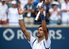 Djokovic podría  ganar por cuarta ocasión en Toronto.