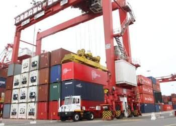Las exportaciones peruanas durante el periodo enero-mayo registraron una insignificante caída del 0.1%