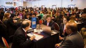 Empresarios peruanos y bolivianos concretaron negocios.