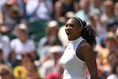 Serena Williams llegó a la final de Wimbledon y podría hacer historia,