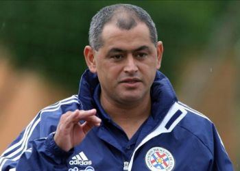 Arce fue confirmado nuevamente cm seleccionador de Paraguay.