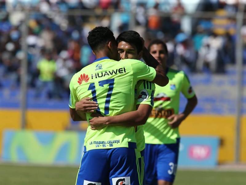 Cristal continúa en la punta del campeonato peruano por diferencia de goles.