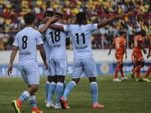 Garcilaso seguirá representando al futbol peruano en segunda fase de la Copa Sudamericana.