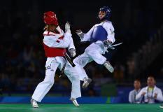 Diez Canseco también tuvo una efímera participación en Río.