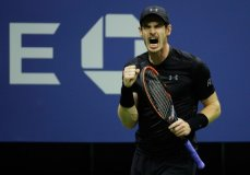 Murray se mostró imponente en su debut.