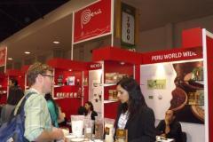 Empresarios peruanos mostraron la calidad de alimentos procesados en Estados Unidos.