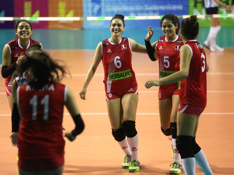 La selección nacional sumó su tercer triunfo en el Sudamericano.