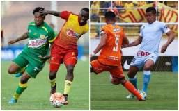Sport Huancayo y Real Garcilaso cayeron en la Sudamericana pero anotaron un gol de visita.
