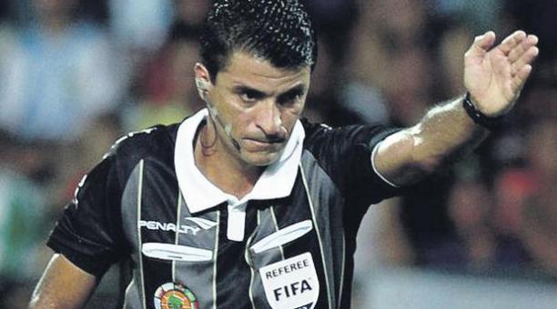 El referí brasileño Ricci arbitrará el Perú vs Argentina en Lima.