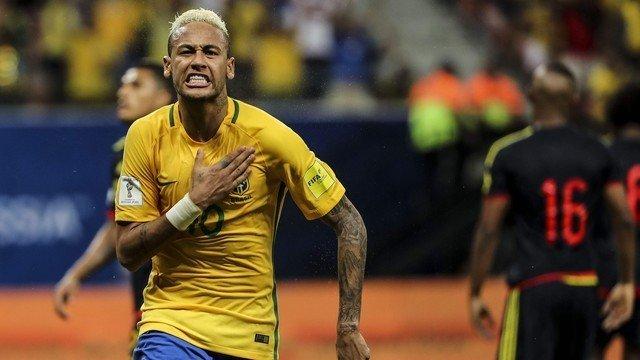 Brasil ya está en zona de clasificación para el Mundial Rusia 2018.
