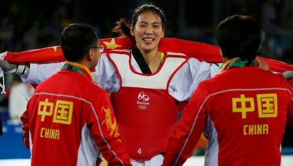 China fue la mejor selección paraolímpica en Río 2016.