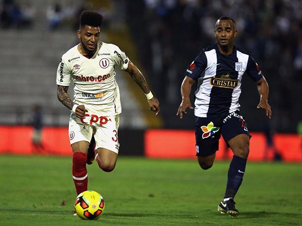 El clásico del fútbol peruano no tuvo ganador.