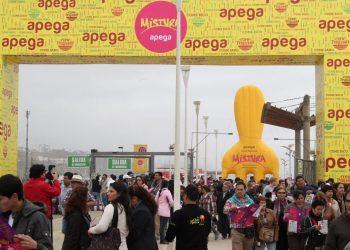 Feria Gastronómica Mistura 2016 / Andina