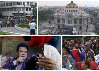 Juan Gabriel: Bellas Artes se prepara para darle último adiós