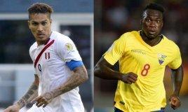 Perú vs Ecuador EN VIVO y EN DIRECTO por eliminatorias