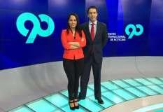 Mijael Garrido Lecca y Sigrid Bazán