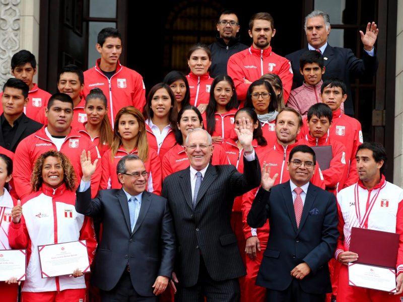 El presidente Kuczynski apoyará al deporte y cultura.
