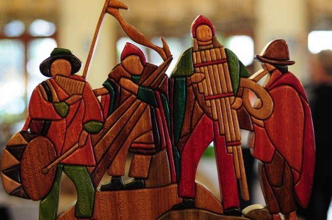 Empresas peruanas comercializarán souvenirs en la Expoalimentaria.