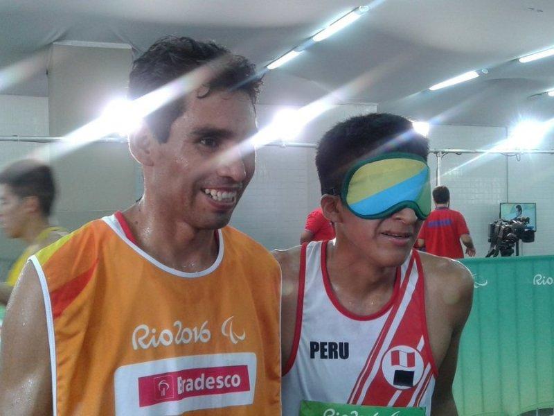 Luis Sandoval se ubicó en el cuarto lugar de su serie y noveno en la general de los 1,500 metros.